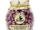 blackberry and licuorice candies