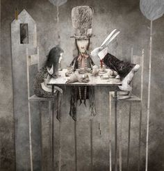 Gabriel Pacheco - mad hatter
