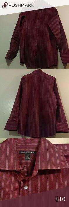 Men's Banana Republic long sleeve shirt Mint condition long sleeve dress shirt Banana Republic Shirts Dress Shirts