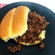 If you're like me and you don't like the mess and hassle of cooking hamburgers on the stove top, you'll love these Air Fryer Hamburgers. They taste delicious and there's no greasy mess to clean up. Hamburgers On The Stove, How To Cook Hamburgers, Homemade Manwich, Homemade Sloppy Joes, Dip For Potato Chips, Quick Weeknight Dinners, Air Fryer Recipes, Favorite Recipes, Rain