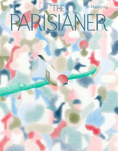 Anne-Margot Ramstein - The Parisianer The New Yorker, Paper Design, Book Design, Illustration Française, Modern Graphic Design, Illustrations And Posters, Magazine Art, Blog, Abstract Pattern