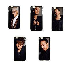 KPOP Bigbang Cellphone Case G-Dragon GD T.O.P Seungri Tae Yang Phone Cover | eBay