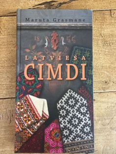 Latviesa Cimdi Latvian Mittens diagrams charts. Gorgeous hardcover NEW book from overseas. Knitting Latvian Patterns Free USA Shipping