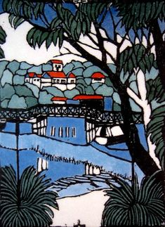 Modern Printmakers Margaret Preston