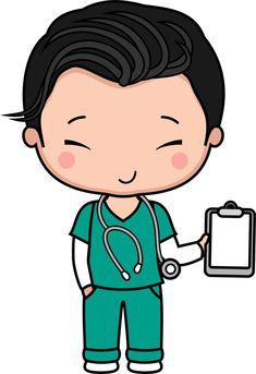 Cute Kawaii Drawings, Cartoon Drawings, Art And Craft Images, Cricut Heat Transfer Vinyl, Image Svg, Medical Wallpaper, Nurse Art, Funny Character, Lessons For Kids