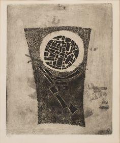 ARTHUR LUIZ PIZA [etching]