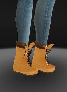 Timberlands ~ Fashion