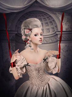 Pull My Stringsby ~Autonoe Digital Art / Photomanipulation / People©2013 ~Autonoe