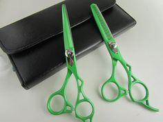"6""Professional Hair Cutting Thinning Scissors Barber Shears Hairdressing Salon #ScissorsPlus"