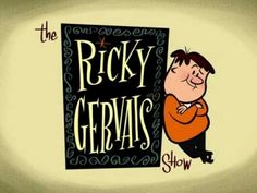 The Ricky Gervais Show... some funny stuff