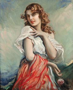 Boleslaw Von Szankowski 1873-1953 | Poland | Tutt'Art@