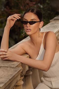 The summer 2019 collection from jewelry brand LUV AJ is full of the perfect mix of statement making pieces and more dainty styles. Luv Aj, Layer Style, Love At First Sight, Summer Jewelry, Jewelry Branding, Ear Piercings, Everyday Fashion, Jewelry Collection, Hair Makeup
