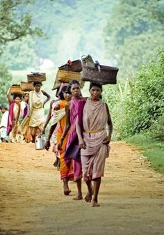 Orissa, India By Morgana