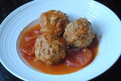 Making Polish cuisine posh one post at a time: Cabbage Meatballs