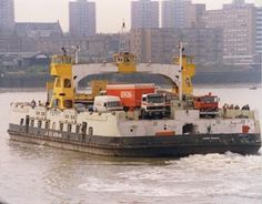 Woolwich Ferry London