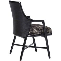 McGuire Furniture: Laura Kirar Passage Arm Chair: No. M-429