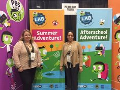 Hi from the education staff at the National Head Start Conference! Learn about our early education resources on PBS KIDS LAB. http://pbskids.org/lab/activity/pbs-kids-afterschool-adventure/ #amgradmpt #ecelab #pbskidslabmpt