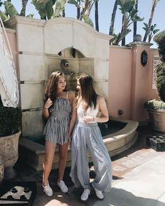 Maddie Ziegler and Lilia Buckingham