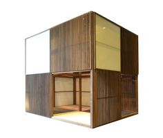 Japanese tea house by Deesawat