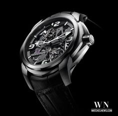 BLANCPAIN - L-evolution, tourbillon with a carrousel Discover the world of watches on www.watches-news.com  #Watch