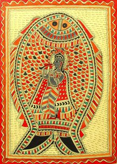 Matsya Avatara - The Fish Incarnation of Vishnu