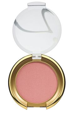 jane iredale 'PurePressed®' Blush available at #Nordstrom  Create beautiful, flushed cheeks with our mineral blush. Colors so subtle and natural you'll look like you're glowing from the inside out!