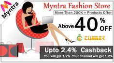 Myntra - Fashion Store Online shopping for Myntra Fashion Store in India more than 200K + Products and you will get upto 2.4% Cashback from Cubber.  Shop and earn through website :- http://shop.cubber.in/?utm_source=rk&utm_medium=rkseo&utm_campaign Download cubber app :- http://cubber.in/app  #cubberapp #cashbackoffers #shoppingonline #cubbershop  #ganeshchaturthi #discount #sale #couponcode #onlinestore #cubberin #extraearn #refernearn #shopnearn
