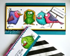 RutabagaPie Designs: OSAT June Blog Hop - Happy Fathers Day or Man Cards