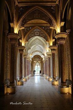 Monserrate Palace - Portugal