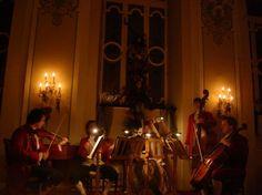 Candelit Mozart Concert at Stiftskeller in Salzburg