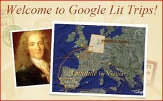 Google Lit Trips: Teaching Literature with Google Earth Freely Educate Paddle to the Sea is on here!