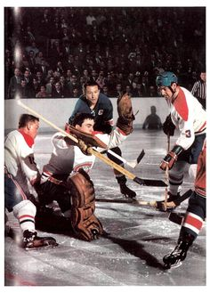 Rangers Hockey, Hockey Goalie, Montreal Canadiens, Red Wings Hockey, Hockey Memes, World Of Sports, Nhl, Madison Square, 1930s