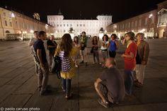Una tappa del #tour in #piazza #Castello #Torino il cuore nobile della città