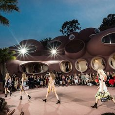 lighten up: raf's new take on dior's staple shapes