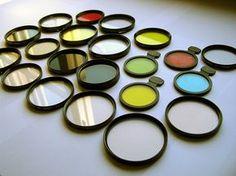 Tipos y Usos de los Filtros de Fotografía