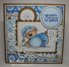 Crea Astrid: Happy Freezin' Season.