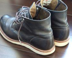 【ワックス加工後初めてのメンテ】Redwing 8190をお手入れ│the room of ramshiruba Wedges, Ankle, Boots, Fashion, Crotch Boots, Moda, Wall Plug, Fashion Styles, Shoe Boot