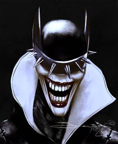 Dc Comics, Batman Comics, Joker Pics, Joker Art, Im Batman, Batman Art, Batman Universe, Dc Universe, Batman Metal
