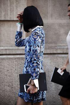El tejido de la timidez | Galería de fotos 65 de 86 | Vogue