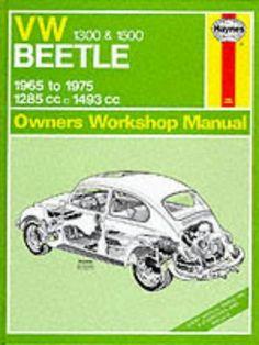 vw 1300 and 1500 beetle 1965 thru 1970 78 3 cu in service repair rh pinterest com 2016 Volkswagen New Beetle 2003 Volkswagen New Beetle