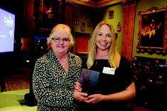 Community Award Winner: Caroline Edmunds, University of Southampton