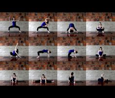 Hip & Back Stretches for Pregnancy  Goddess  Side Goddess  Wide-Legged Forward Bend  Wide Squat  Prep For Bound Squat  Tabletop  Camel Variation  Butterfly  Seated Straddle  Double Pigeon  Modified Seated Spinal Twist  Happy Baby
