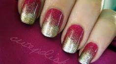 Effie Trinket Nail Art (The Hunger Games), via cutepolish on YouTube.