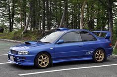 Subaru na Isle of Man - Sadistic.pl