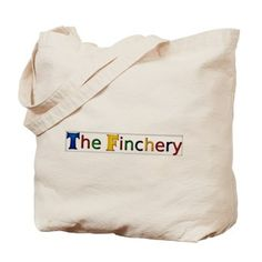 The Finchery Logo Wear Tote Bag