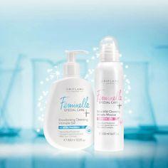 El cuidado más avanzado para higiene íntima: Feminelle Special Care de Oriflame. ¿Quieres probar sus productos? Hazte Clienta Vip aquí http://my.oriflame.es/malena