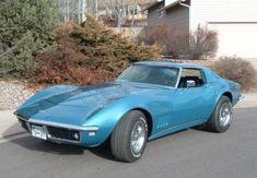 1968 Corvette Stingray. My dream car!