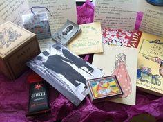 Box #25 Organic Seeds, Dahl, Curiosity, Good Night, Box, Cover, Projects, Nighty Night, Log Projects