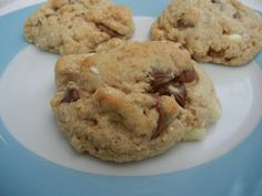 Deals to Meals: White Bean Chocolate Chip Cookies & Oatmeal Chocolate Chip Cookies