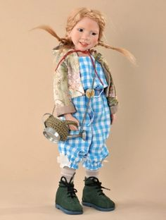 Куклы и Медведи Цвергназе (Zwergnase) 2012 / Коллекционные куклы Цвергназе, Zwergnase dolls / Бэйбики. Куклы фото. Одежда для кукол